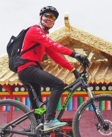 The Ridge Tour +++ Biking Adventure Access China Songpan